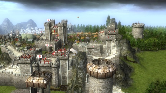 Download Stronghold 2 PC Games