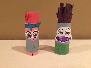 easy trolls crafts