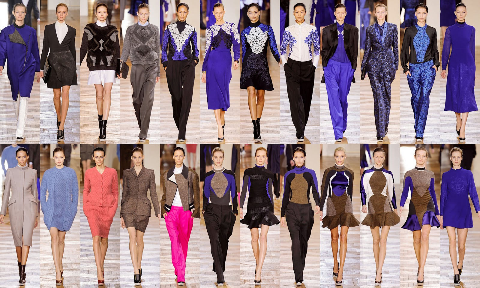 Frills and Thrills: Paris Fashion Week Fall 2012
