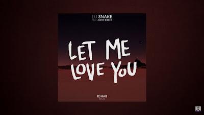 DJ Snake & Justin Bieber - Let Me Love You ( R3hab #Remix )