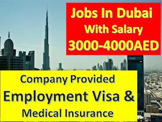 Jobs In Dubai, Dubai jobs 2019,