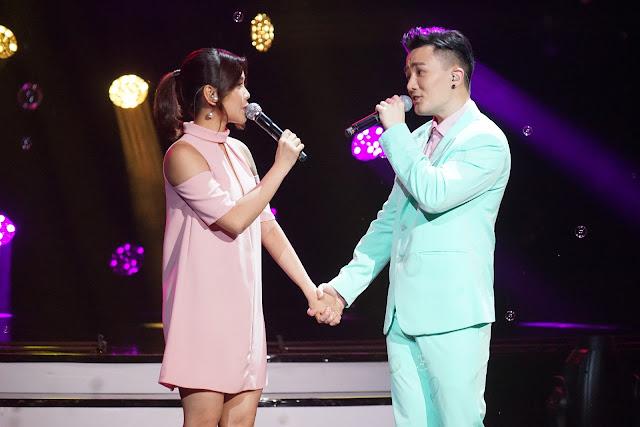 NH Nutri Grains欢喜第1等 - Geraldine颜慧萍和Adrian李文杰合唱