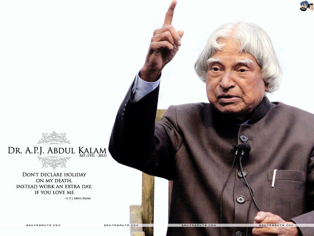 Abdul Kalam's Wish