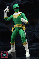 Power Rangers Lightning Collection Zeo Green Ranger 25
