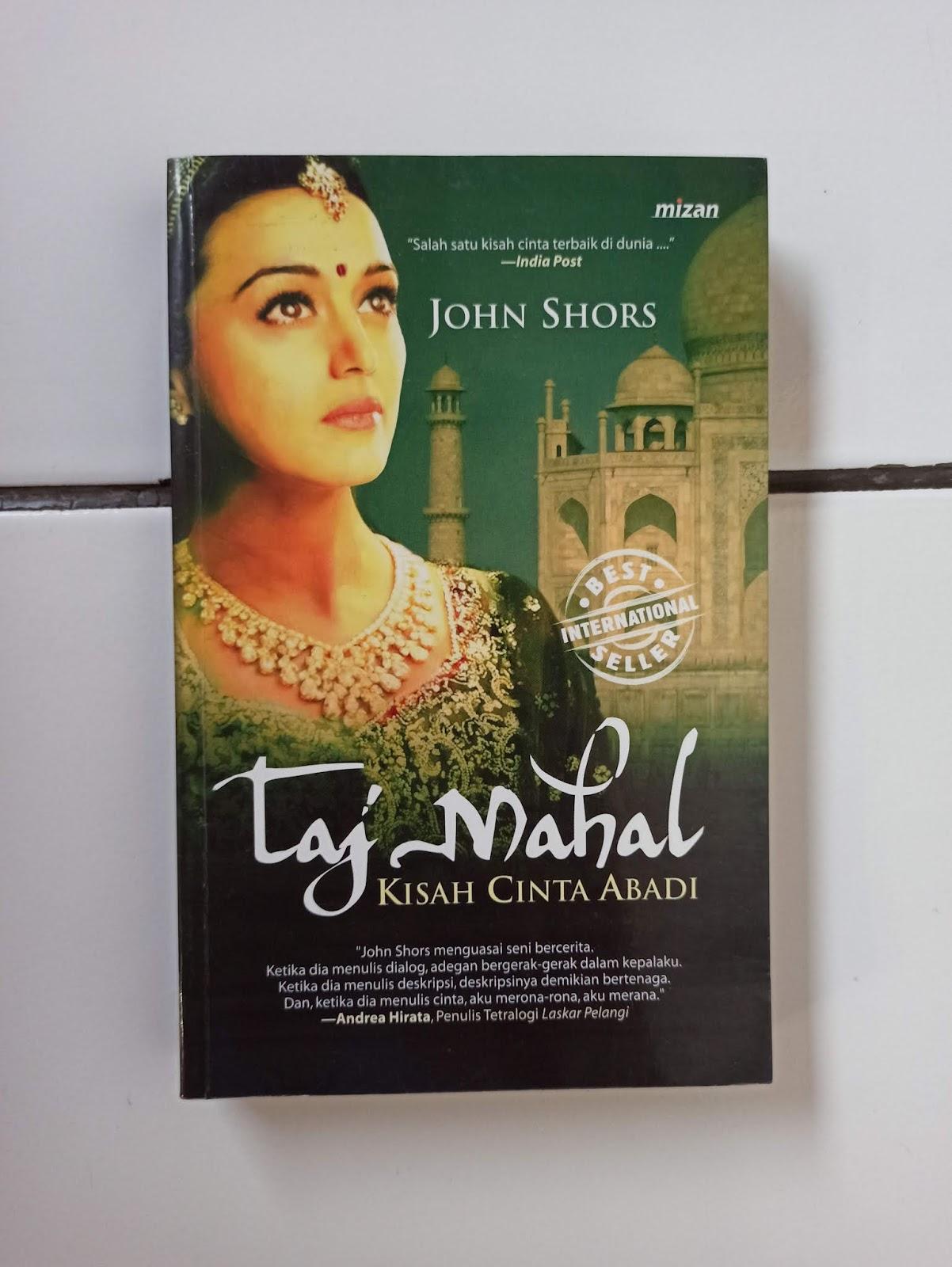 Novel Bekas Kisah Cinta Abadi karya John Shors