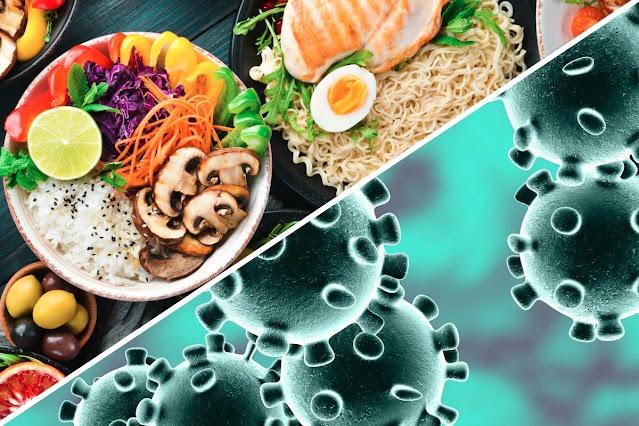 koranavirüs beslenme