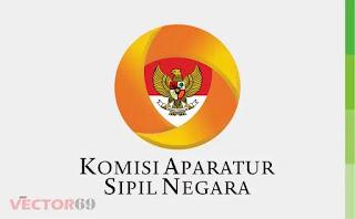Logo KASN (Komisi Aparatur Sipil Negara) - Download Vector File CDR (CorelDraw)