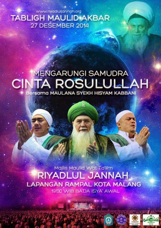 Tabligh Maulid Akbar 27 Desember 2014