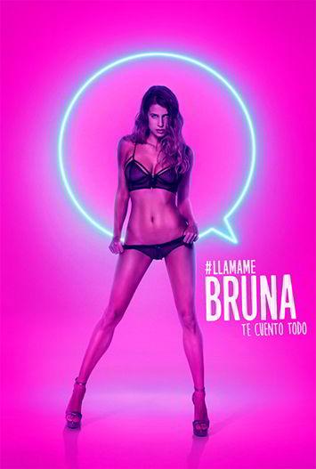 Llámame Bruna Temporada 2 Completa HD 720p Latino Dual