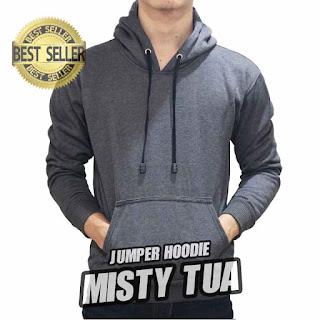 hoodie jumper polos abu misty tua