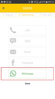 Cara Menjadwalkan Pesan Whatsapp di Android & iOS - SQEDit Auto Scheduling App 2