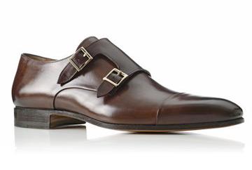 15ae43fe5 Os sapatos fazem o homem: Essencial IV - Sapatos Monk Strap castanhos
