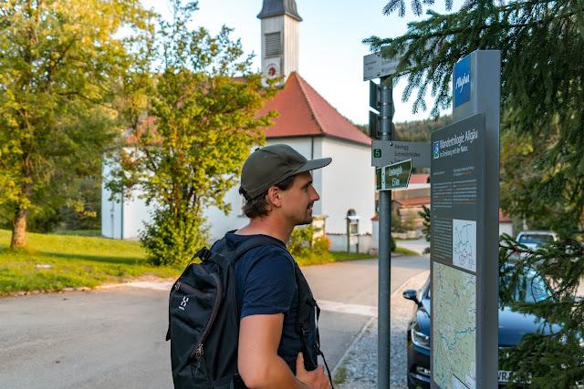 Wandertrilogie Allgäu | Etappe 09 Altusried-Schmidsfelden - Wiesengänger Route 12