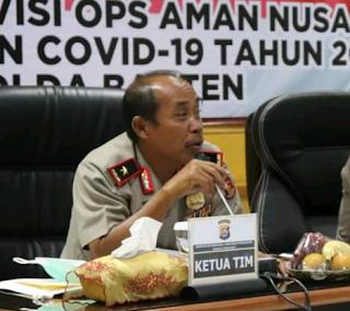 Kunker Tim Supervisi Mabes Polri ke Polda Banten
