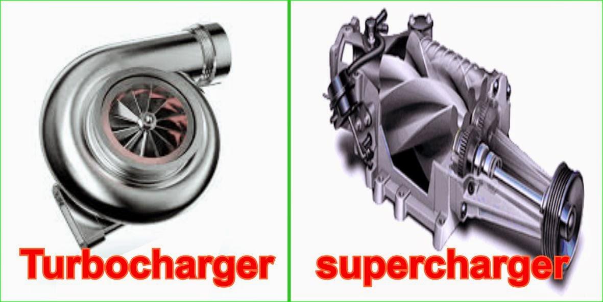 Turbocarger Vs Supercharger Apa Bedanya Infoin Aja