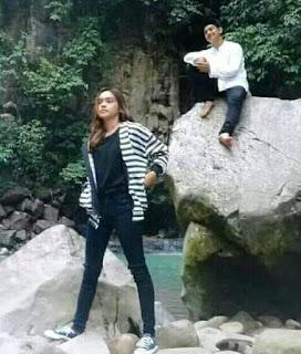 Angel Lisandi Putri dan Syakir Daulay   Kedekatan Fatih dan Fanya di Lokasi Syuting FDKJ