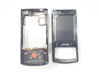 Casing Nokia 6500 Slide 6500s New Original 100% Fullset