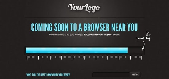12 Free Template HTML Coming Soon dan Under Construction