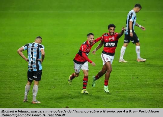 www.seuguara.com.br/Grêmio/Flamengo/quartas de final/Copa do Brasil 2021/
