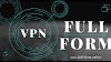 vpn full form-vpn full form in computer