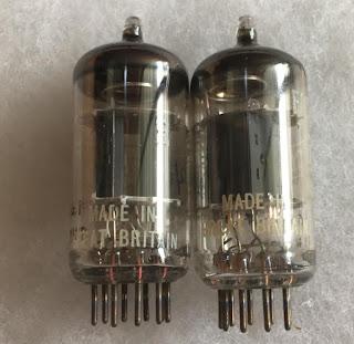 Mullard ECC83/12AX7 tubes (sold) Mullard%2Becc83%2B2