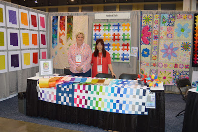 QuiltCon: Day 1