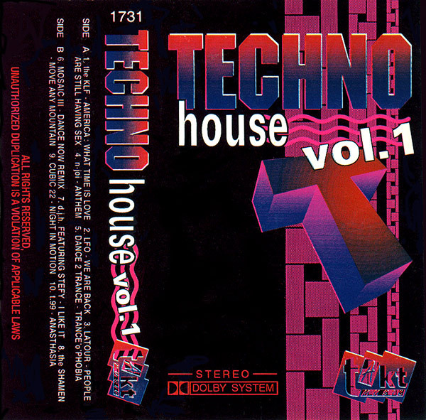 Flash dance house single s collection techno house for 1992 house music