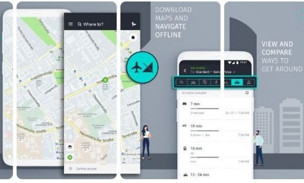 Huawei Launches Here WeGo Map, A Perfect Alternative to Google Map
