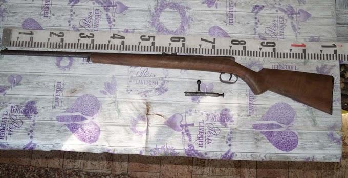 Fegyvert találtak egy nagytőkei férfi otthonában