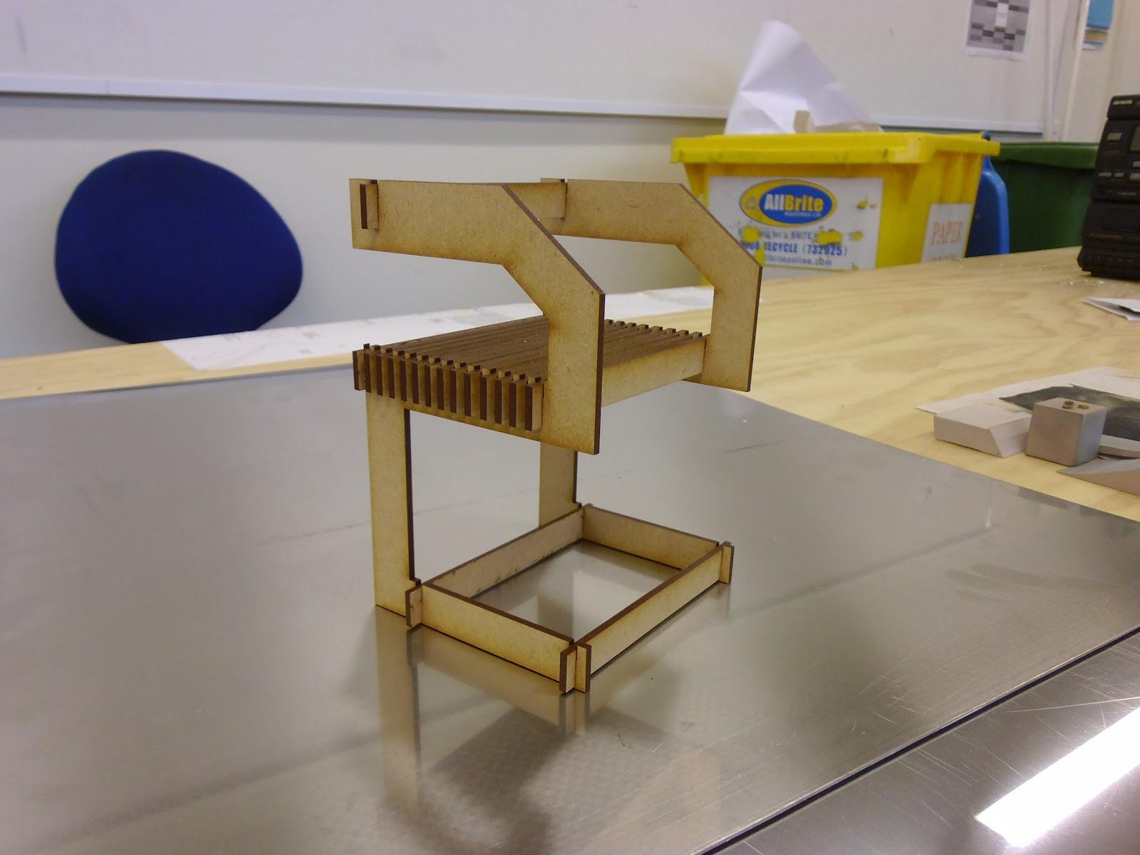 Philip Leytens Furniture Design Blog Interlocking Chair