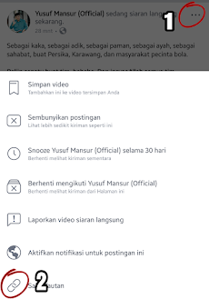 7 Cara mudah download video di facebook, instagram, youtube dan twitter