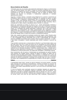 Barsa - BREVE HISTORIA DA FILOSOFIA