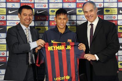 """Barca """"đại loạn"""" vẫn đón tin vui về Neymar: Man City cũng phải ước"""