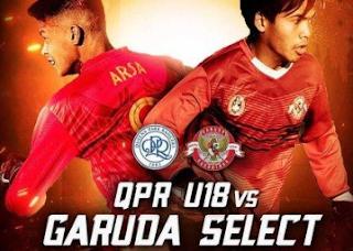 Prediksi Pertandingan QPR Vs Garuda Select
