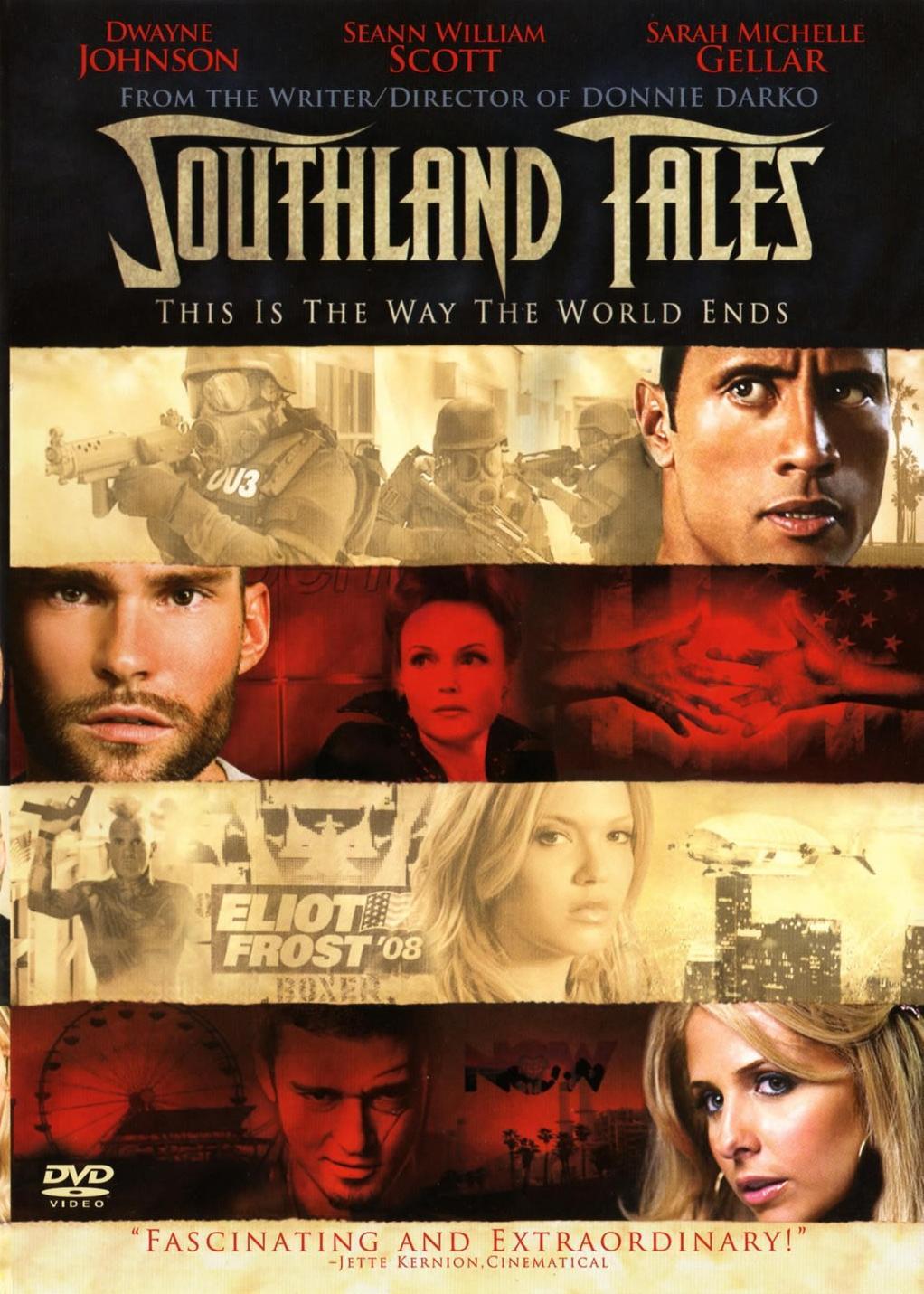 Southland Tales – O Fim do Mundo Dublado