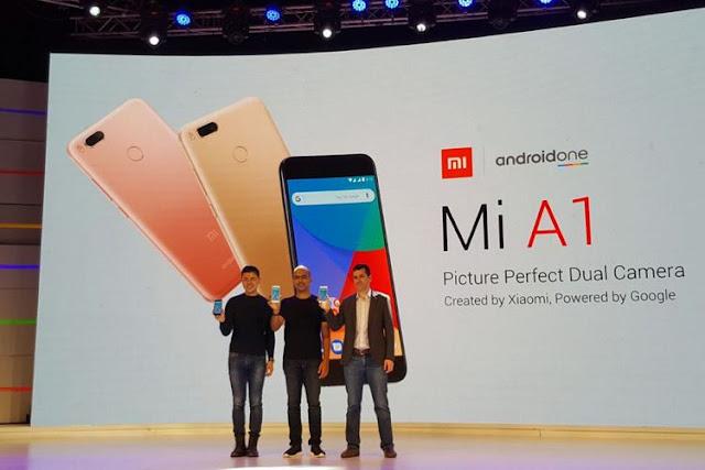 Xiaomi Mi A1 : Flagship Xiaomi Dengan Android One