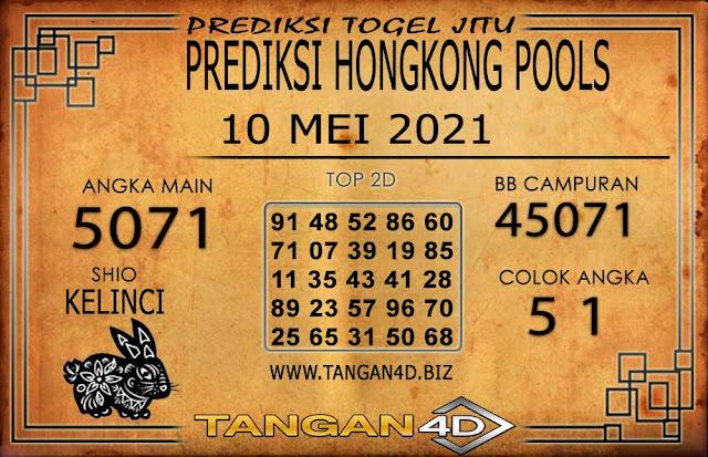 PREDIKSI TOGEL HONGKONG POOLS TANGAN4D 10 MEI 2021