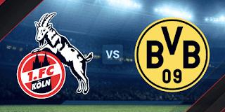 مشاهدة مباراة بوروسيا دورتموند ضد كولن 20-3-2021 بث مباشر في الدوري الالماني