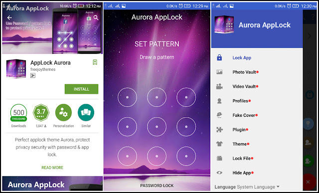 Applock Android App