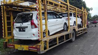 Jasa pengiriman mobil dari surabaya ke bandung dan sekitarnya.