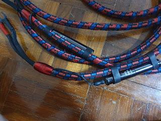 Audioquest CV-6 Speaker cable (Used) 20210821_212455