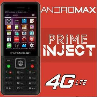 inject andromax prime v5.7 gsm
