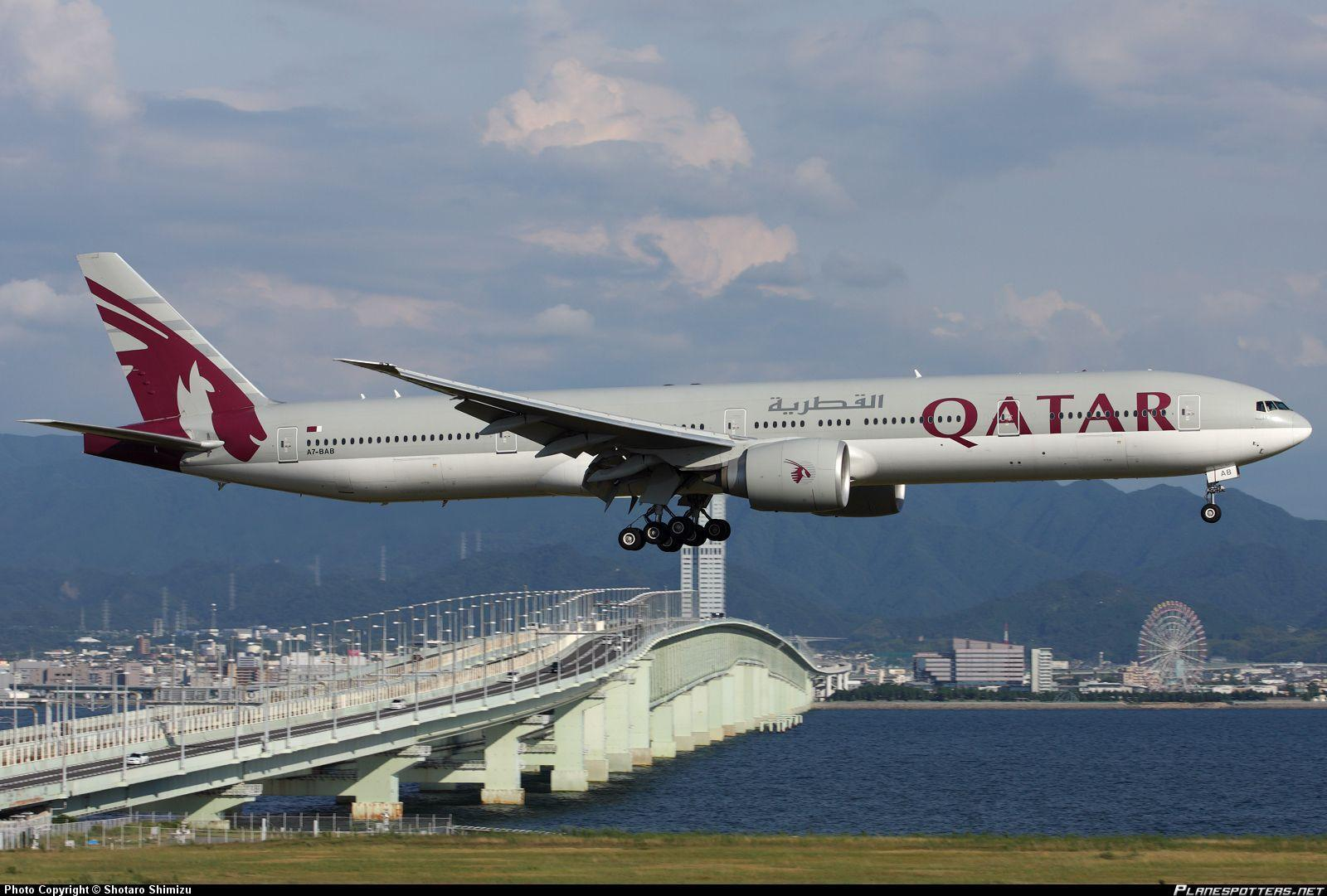 Qatar Airways Boeing  very beautiful and much Top HD Wallpapers