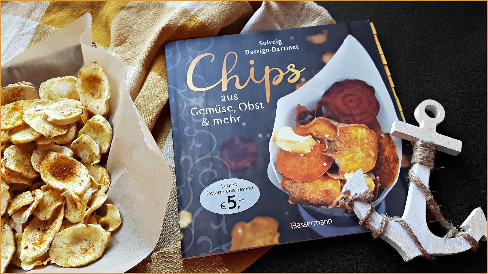 Chips aus Gemüse, Obst & mehr Rezepte