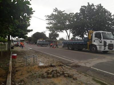 DER começa a reinstalar radares eletrônicos no distrito de Santo Amaro