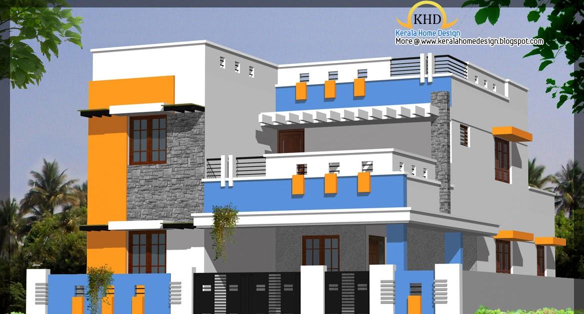 Indian Building Front Elevation | HomeDesignPictures