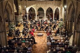 London Mozart Players at St John the Evangelist, Upper Norwood