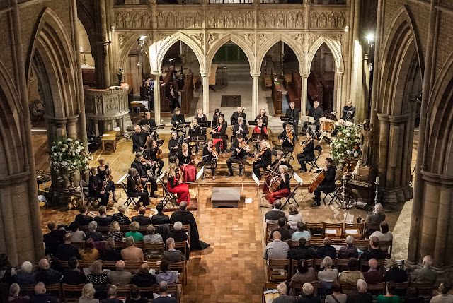 London Mozart Players at St John the Evangelist, Upper Norwood