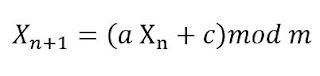 persamaan algoritma LCM