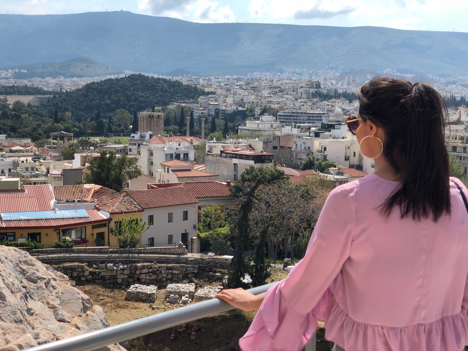 Athens, Greece Holiday Itinerary